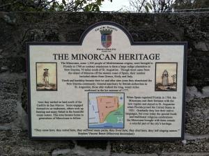 Minorcan Heritage